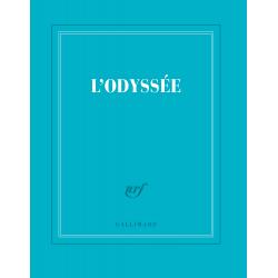 « L'Odyssée » (carnet carré de papeterie)