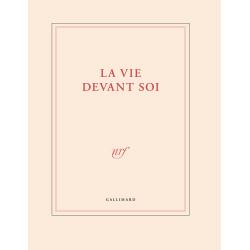 """""""La vie devant soi"""" ( Grand cahier de papeterie)"""