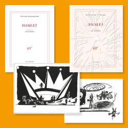 Hamlet illustré par Aki Kuroda