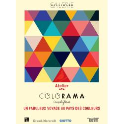 Atelier Colorama : Un fabuleux voyage au pays des couleurs