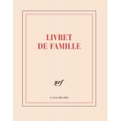 « Livret de famille » (Carnet carré de papeterie)