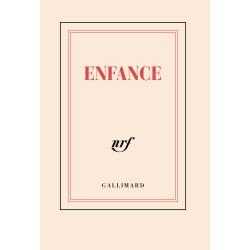 Carnet poche «Enfance» (papeterie)