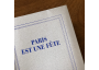 « Paris est une fête »