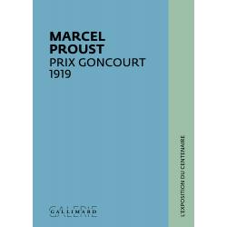 Marcel Proust, prix Goncourt 1919