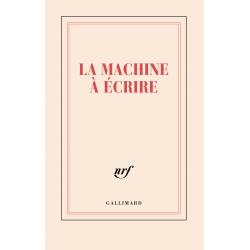 « La machine à écrire »