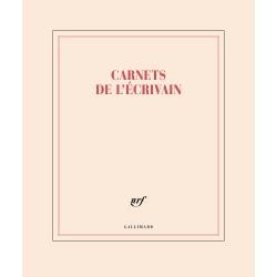 « Carnets de l'écrivain »