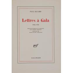 Lettres à Gala (1924 – 1948)