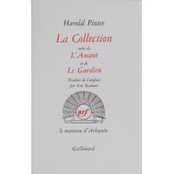 La Collection suivi de L'Amant et de Le Gardien
