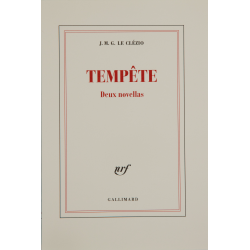 Tempête, Deux novellas