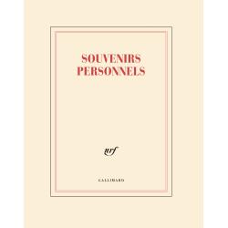 « Souvenirs personnels »
