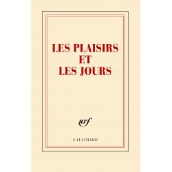 « Les Plaisirs et les Jours » (Carnet de papeterie)