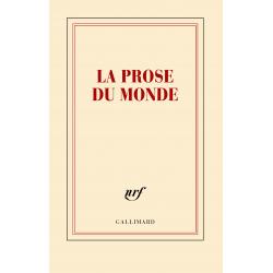 « La prose du monde » (Carnet de papeterie)