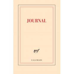 « Journal » (Carnet de papeterie)