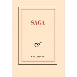 « Saga » (Carnet poche de papeterie)