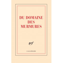 « Du domaine des Murmures » (Carnet de papeterie)