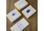 « Rêver » (Coffret de carnets carrés de papeterie)